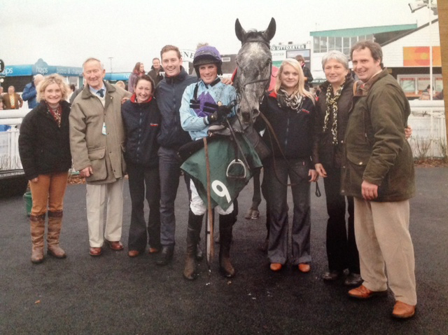 Thorne Farm Racing's Master Neo winning at Uttoxeter