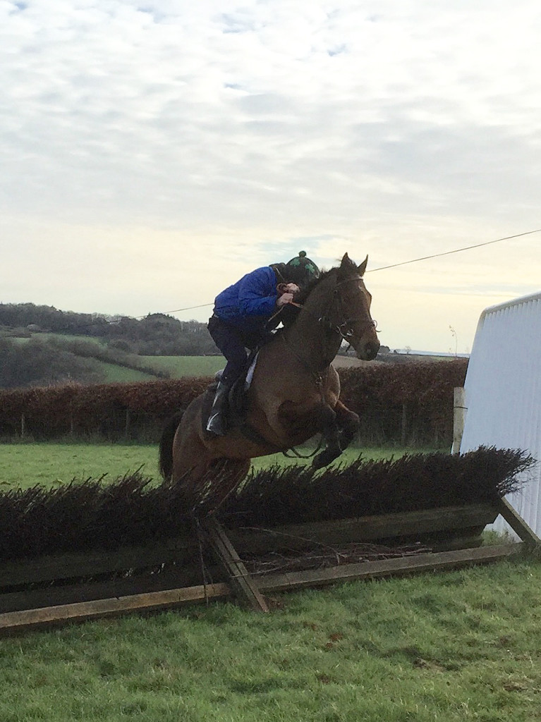 Tom Buckley on Petergate at Thorne Farm